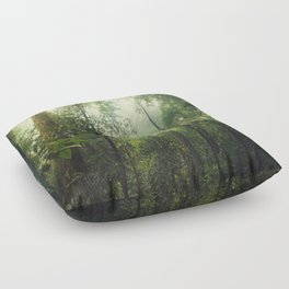 Penetration Floor Pillow