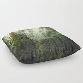 Penetration Floor Pillow