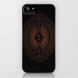 Femina iPhone Case