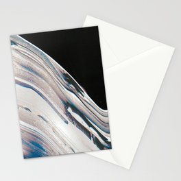 Space Time Blur Stationery Cards