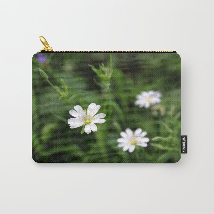Delicate Beauty Carry-All Pouch