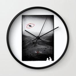 Poster: The X F1les Wall Clock