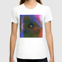 square T-shirts featuring Square by Mr & Mrs Quirynen