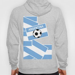 Argentina Football Hoody