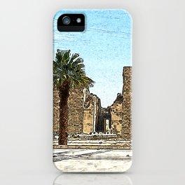 Karnak20160203 iPhone Case