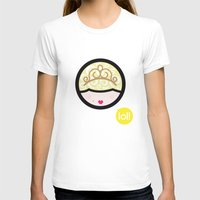 marie antoinette T-shirts featuring Marie Antoinette by Cosmololitas