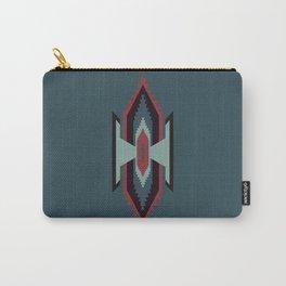 Southwestern Santa Fe Tribal Pattern Carry-All Pouch