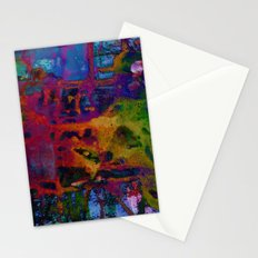 colors fusion Stationery Cards