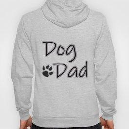 Dog Dad - Red Blue Hoody