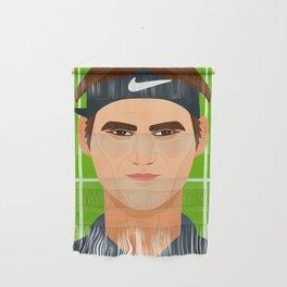 Roger Federer Wall Hanging