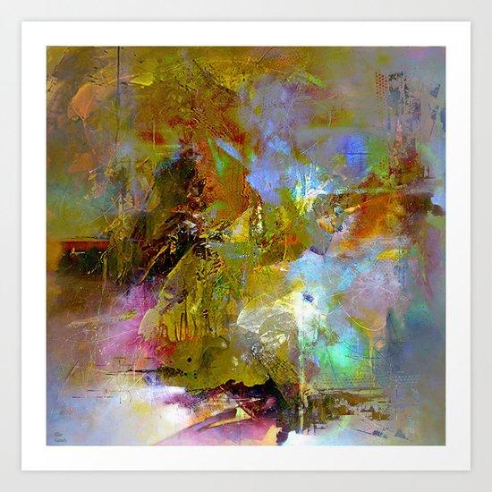 Faire abstraction 3 Art Print