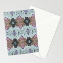 Leaving Home Pattern Stationery Cards