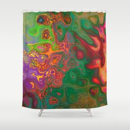 Wicked Brew Shower Curtain