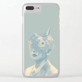Melted Away | Baekhyun Clear iPhone Case