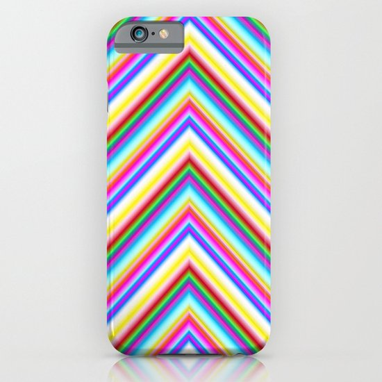 Chevron 8 iPhone & iPod Case