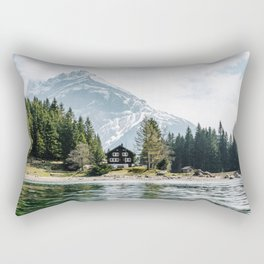 Swizz Heaven Rectangular Pillow