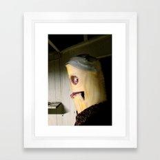 Muppet Terrors: The Eye of Doom Framed Art Print