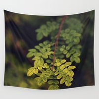 gem Wall Tapestries featuring Hidden Gem by Amelia Kay Photography