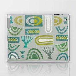Green bits Laptop & iPad Skin
