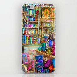 Kitty Heaven iPhone Skin