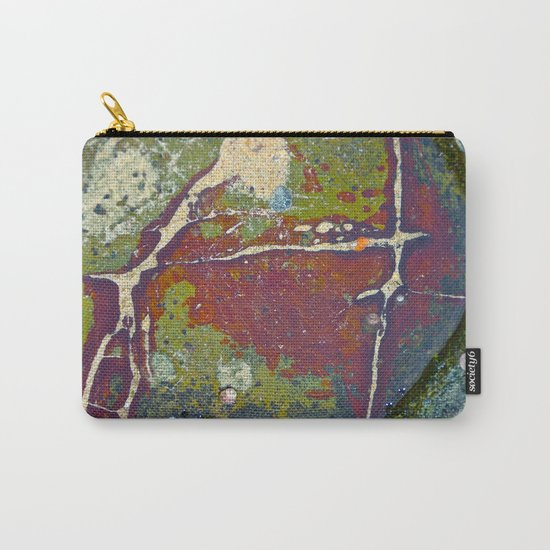 Natures Rock Art Carry-All Pouch