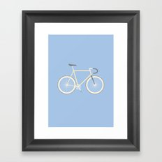 #97 bike Framed Art Print