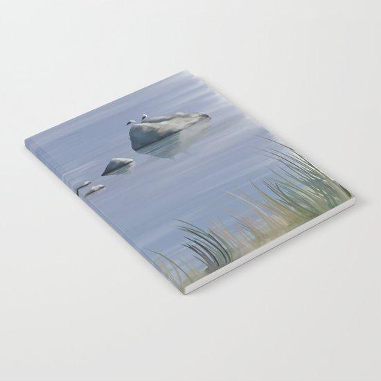 Seagull Siesta Notebook