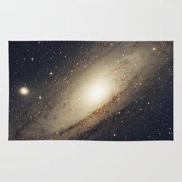 Andromeda Galaxy Rug