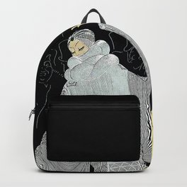 """Opening Night Fashion"" Art Deco Design Backpack"