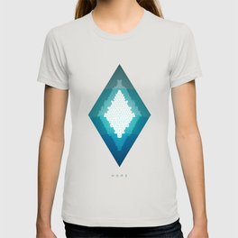 Hope 02 | Geometric Series by HyperVoid T-shirt