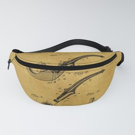 Tobacco Pipe Patent 1 Fanny Pack