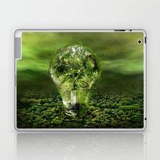 The old bulb culture Laptop & iPad Skin
