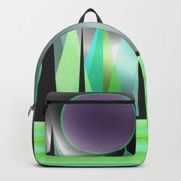 Northern Lights - Landscape Backpack