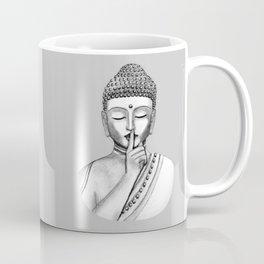 Shh... Do not disturb - Buddha Coffee Mug