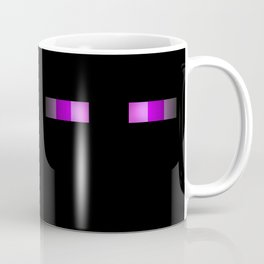 I see you - Enderman Eyes Coffee Mug