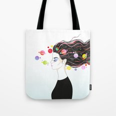 some space Tote Bag