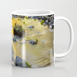 Grizzly Creek In The Fall Coffee Mug