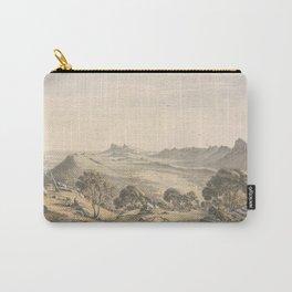 Australian Landscapes by Eu von Guerard Date 1865  Romanticism  Landscape Carry-All Pouch