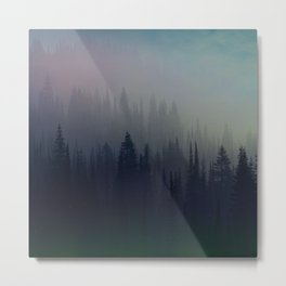 Boreal Forest Metal Print