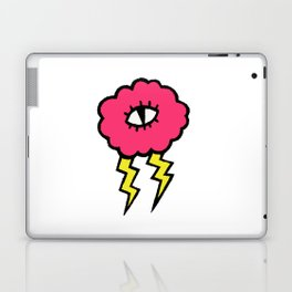Lily Lightning Laptop & iPad Skin