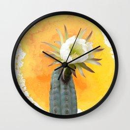 Pachanoi San Pedro Wall Clock