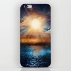 When the sun speaks iPhone Skin