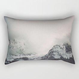 The alps 2 Rectangular Pillow