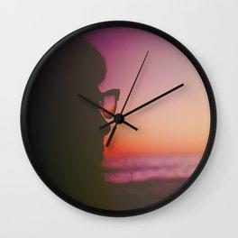 all i saw Wall Clock