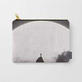 Abaddon Black & White Carry-All Pouch