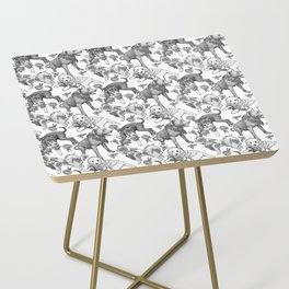 Fetching Florals Side Table