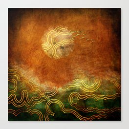 Voyageur Canvas Print