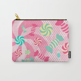 Pastel Sugar Crush Carry-All Pouch
