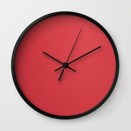 Well Read Stained Glass Wall Clock