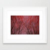 dramatical murder Framed Art Prints featuring Murder by Seasoulstorm